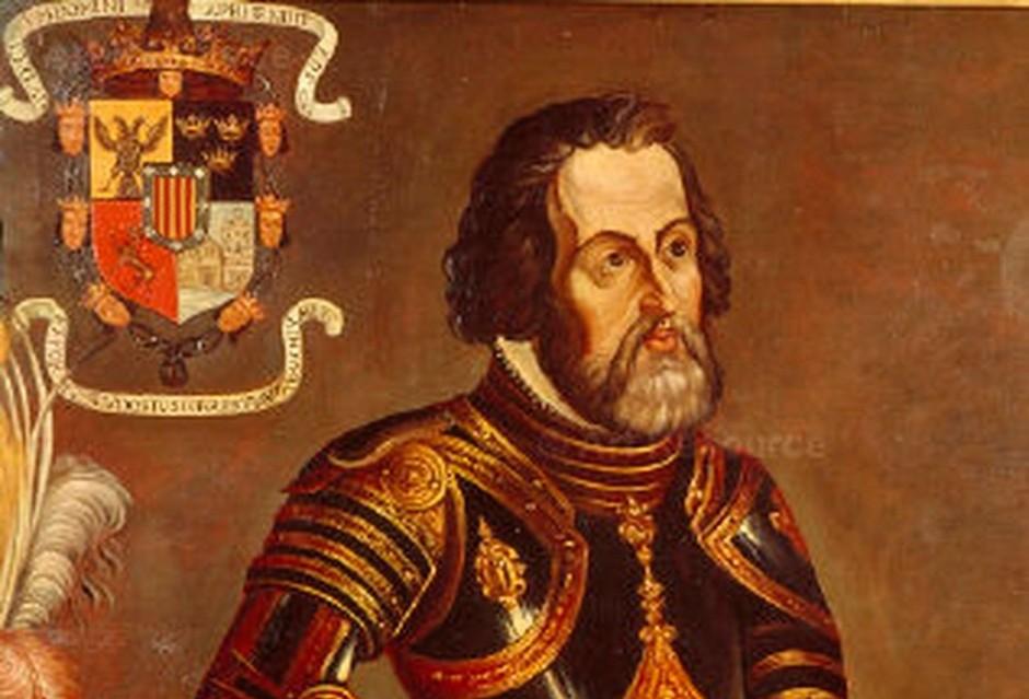 Exposición itinerario de Hernán Cortés en el Canal de Isabel II
