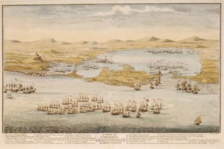 Cartagena de Indias 1741