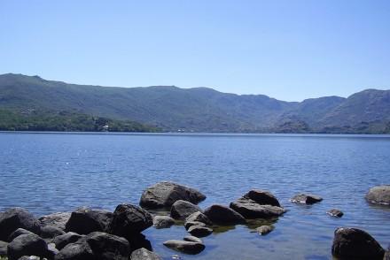 Leyenda del lago de sanabria en el camino de santiago